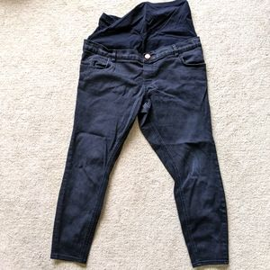 🧡 2 for $12/ maternity jeans